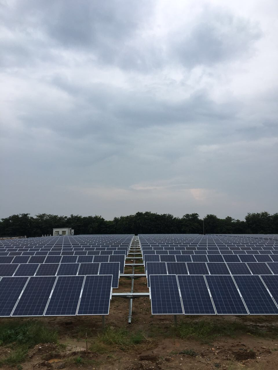 Toyota Bidadi Solar Power Plant Executed by Renew Power and EPC by U Solar Clean Energy
