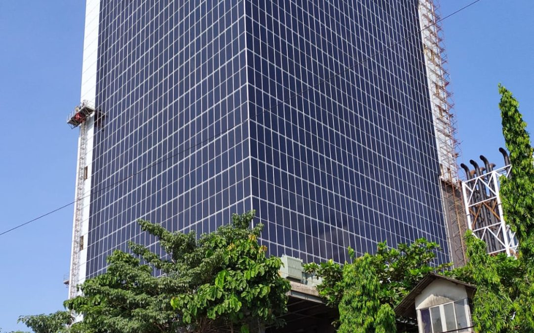 Solar Power for Ctrls Data Center Mumbai