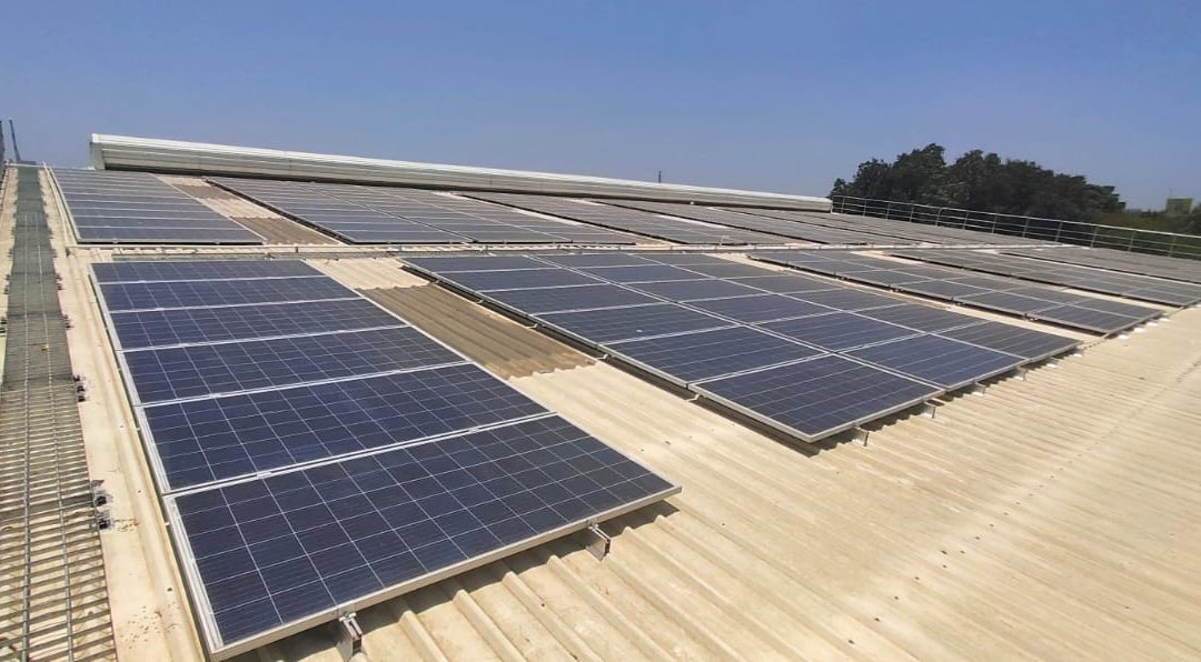 Decathlon upholds RE100 commitment, with a 200kWp solar plant!