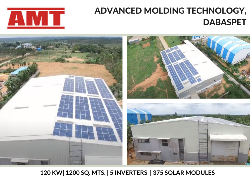 AMT Solar Power Plant by U-Solar Clean Energy
