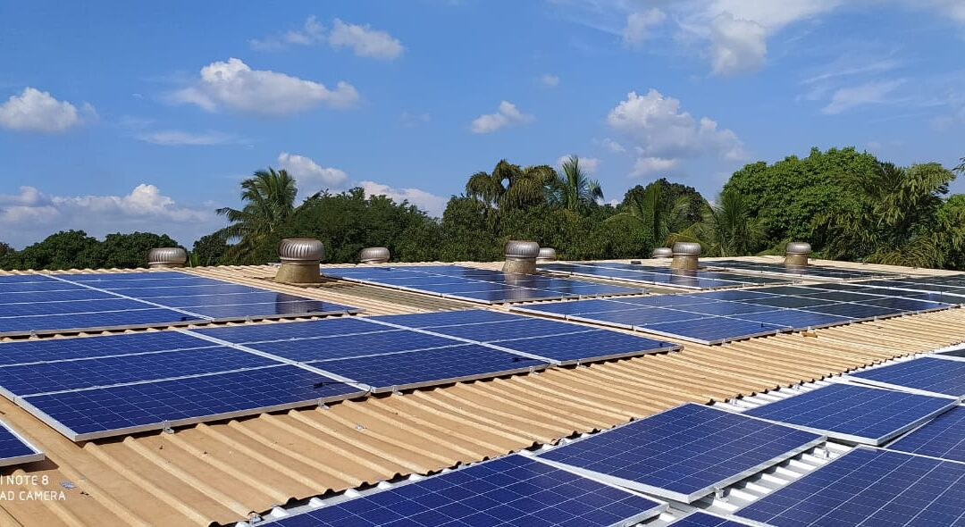 Allied Founders Adopts Solar Power Plant