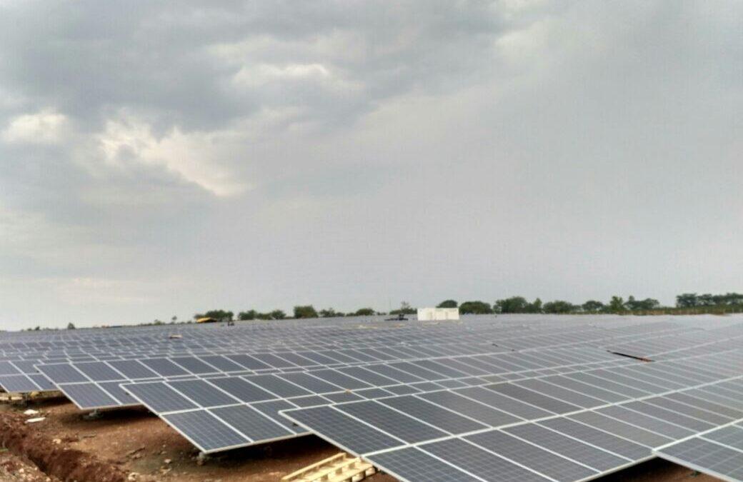 Agro Company Adopts 5MW Solar Power Plant