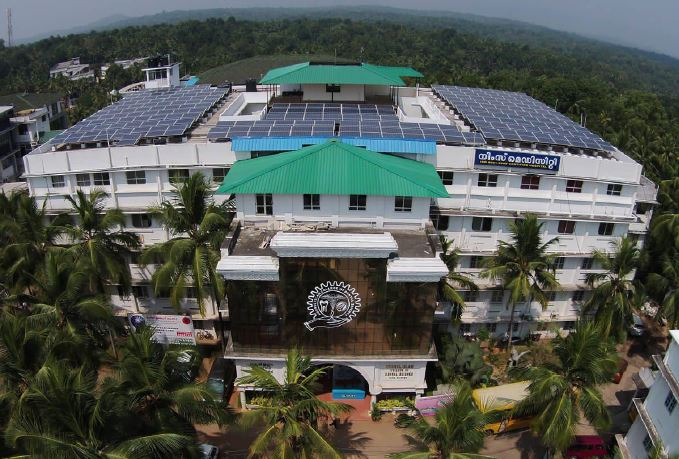 Kerala Hospital becomes the First Asian Healthcentre with path Laboratories running on Clean Energy: NIMS Hospital