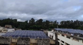 SDM College of Engineering and Technology, Dharwad goes green