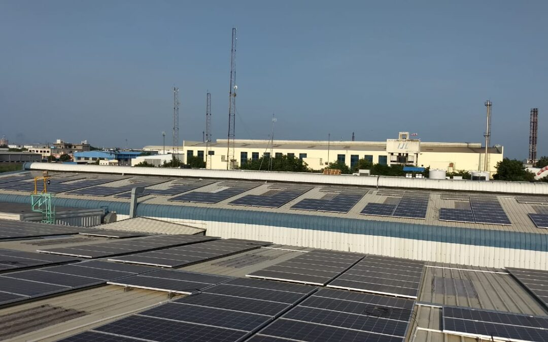 Rane Nsk Steering Goes Green by Adopting 400kW Solar Power